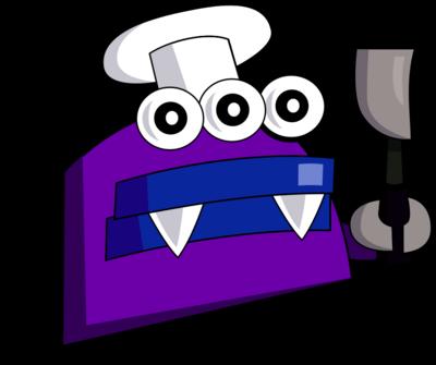 Wiztastic Chef Vector