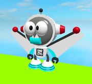 3D Pruton for robotfacepat