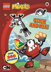 LEGO Mixels Stick and Mix