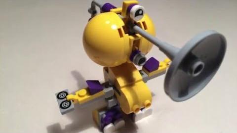 Lego 51561 Trumpsy Mixels Mixies
