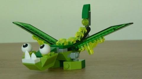 LEGO MIXELS SLUSHO LEGO 41550 Glorp Corp Mixels Series 6