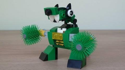 LEGO MIXELS SERIES 9 SWEEPZ LEGO 41573 TRASHOZ