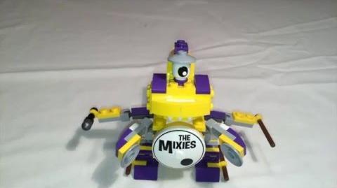 Lego Mixies Max - Tapsy Jamzy Trumpsy Series 7