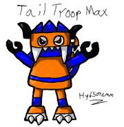 Tail Troop Max