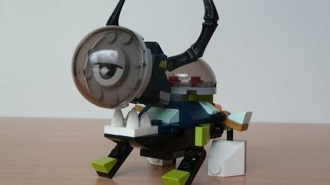 LEGO MIXELS NURP NAUT BOOGLY MURP with Lego 41529 and Lego 41535 Mixels Serie 4