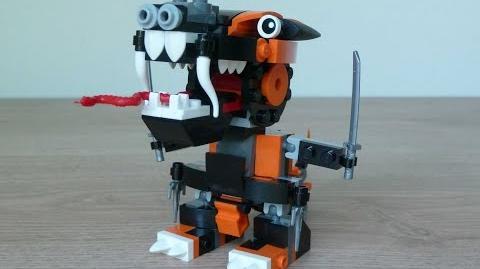 LEGO MIXELS SERIES 9 NINDJAS MAX Instructions Cobrax Spinza Mysto
