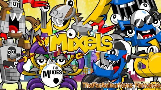 Mixels Series 7 (Made By TFA)
