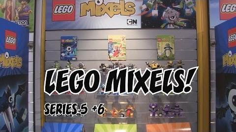 LEGO Mixels Series 5 and 6 Teaser