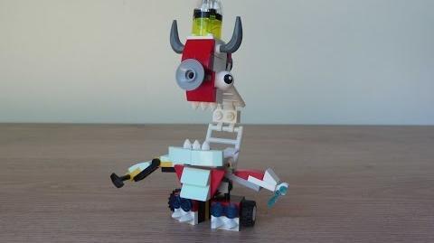 LEGO MIXELS SERIES 8 HYDRO SURGEO MIX or MURP? Instructions Lego 41565 Lego 41569
