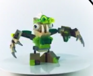 Glomp and Hoogi Mix LEGO 2