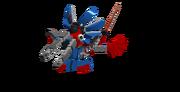 Lego Drazor Octorn Mix