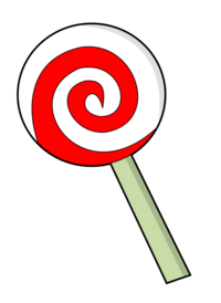 Vector Lollipop by RC