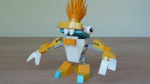 LEGO MIXELS TUTH VOLECTRO MIX or MURP? Instructions Lego 41571 Lego 41508