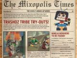 The Mixopolis Times