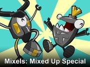 Zap2it Mixels Mixed Up Special poster