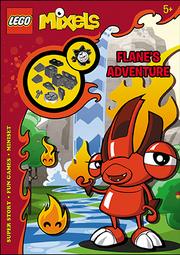 LEGO's Mixels Flane's Adventure Book