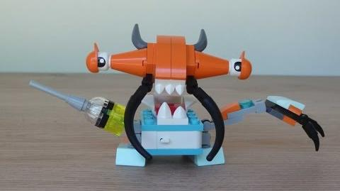 LEGO MIXELS SURGEO BALK MIX or MURP? Instructions Lego 41569 Lego 41517