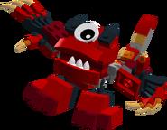 Lego Cyber Vulk