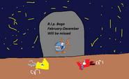Bogo will be missed