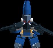 Gyrocket Set (bad)