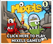 Mixels UK ad