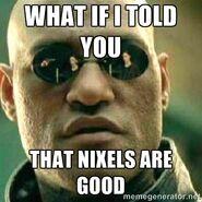Mixels meme 2