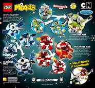 LEGO Catalog France Mixels