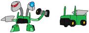 Cyber Lite-Uhp Rack n Ruin