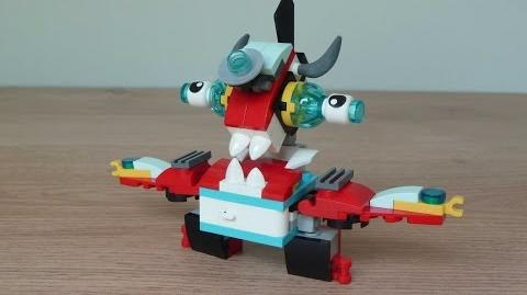 LEGO MIXELS SERIES 8 AQUAD SURGEO MIX or MURP? Instructions Lego 41564 Lego 41569