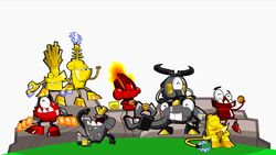 All Mixels Cookironi