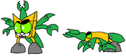 Cyber Nixel 1 Insecticon