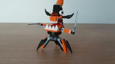 LEGO MIXELS SPINZA TENTRO MIX or MURP? Instructions Lego 41576 Lego 41516