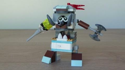 LEGO MIXELS SURGEO CAMILLOT MIX or MURP? Instructions Lego 41569 Lego 41557
