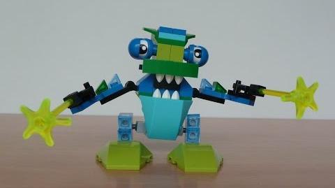 LEGO MIXELS TORTS and SLUMBO MIX or MURP ? With Lego 41520 and Lego 41509
