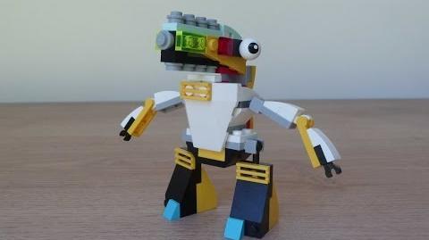 LEGO MIXELS TUTH WUZZO MIX or MURP? Instructions Lego 41571 Lego 41547