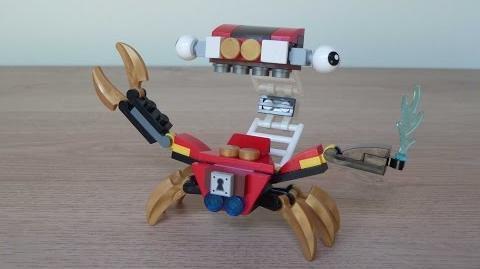 LEGO MIXELS SERIES 8 HYDRO LEWT MIX or MURP? Instructions Lego 41565 Lego 41568