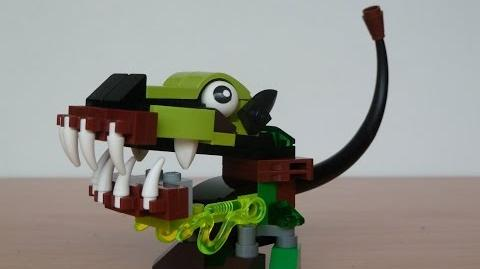 LEGO MIXELS GLURT and JAWG MIX or MURP? With Lego 41519 and Lego 41514