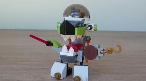 LEGO MIXELS SHARX ROKIT MIX or MURP? Instructions Lego 41566 Lego 41527