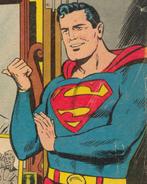 Smug Superman is smug