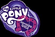 My little pony equestria girls movie logo