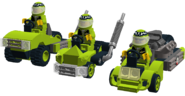 The Green Racers