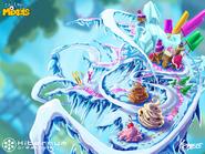 Frosticons worldmap