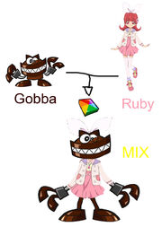 Gobba and Rudy MIX