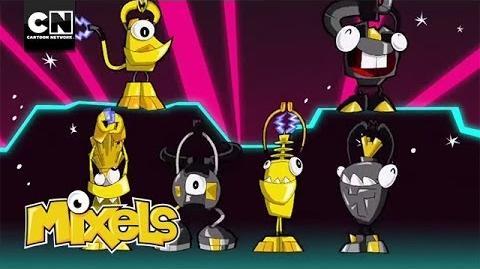 Mixels (TV series)