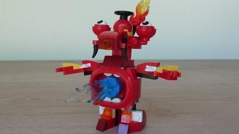 LEGO MIXELS SPLASHO BURNARD MIX or MURP? Instructions Lego 41563 Lego 41532
