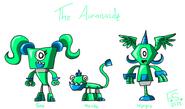 Auranoids
