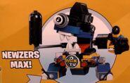 Newzers Max box