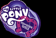 My little pony equestria girls civil war movie logo