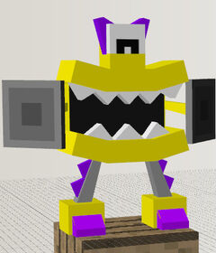 User Blogelastico345convert Your Oc Mixels To A Minecraft Mob