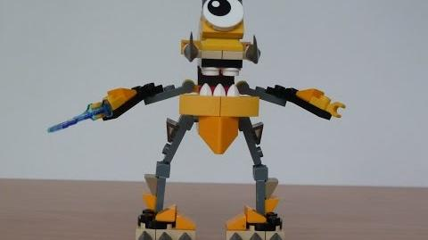 LEGO MIXELS FOOTI and TESLO MIX or MURP ? With Lego 41521 and Lego 41506